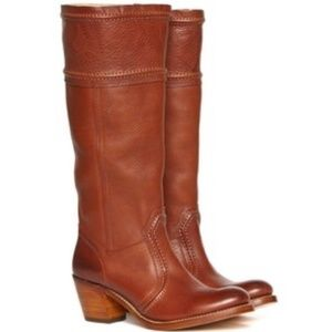 FRYE Jane 14 Stitch Boot, Size 8.5M